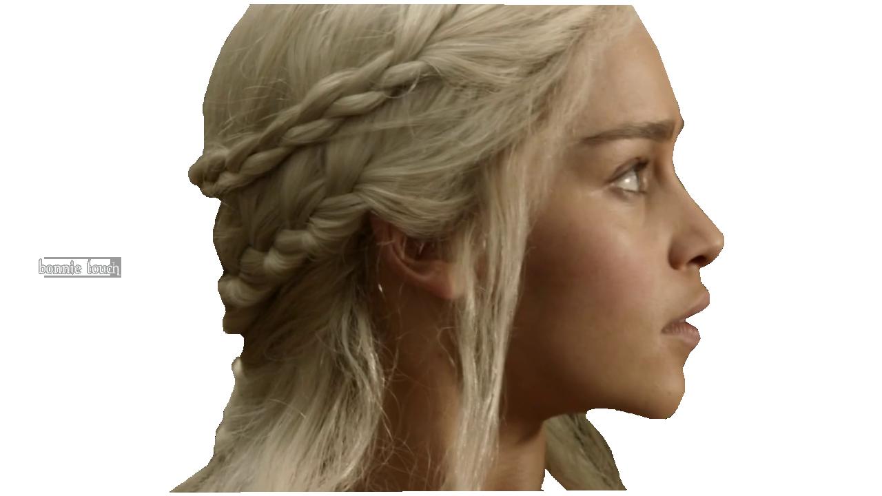Coiffure Khaleesi Game Of Throne