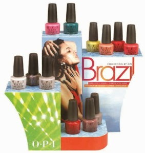Brazil Collection By OPI 12