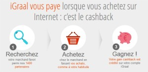 iGraal  Cashback, Codes Promo et Réductions - Mozilla Firefox
