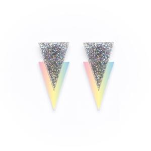 Suzywan_DELUXE_-_Apache_Earrings_-_Rainbow_Glitter___Gradient