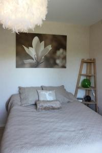 Bienvenue chez nous notre chambre cocooning a slice of blog - Chambre cocooning ikea ...